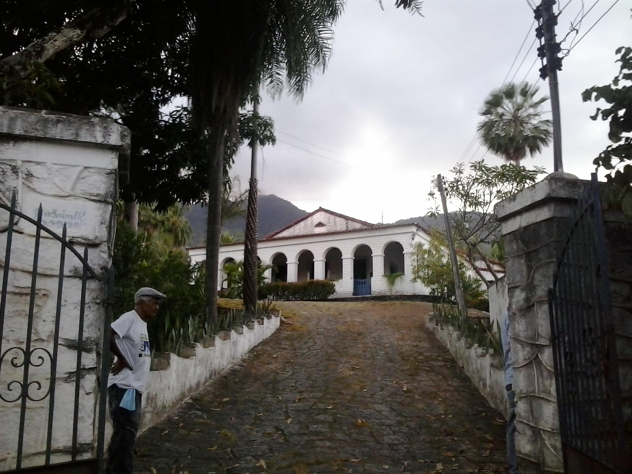 Sítio Gonzaga Mota, na Serra de Maranguape. Foto Dadynha Saturnino