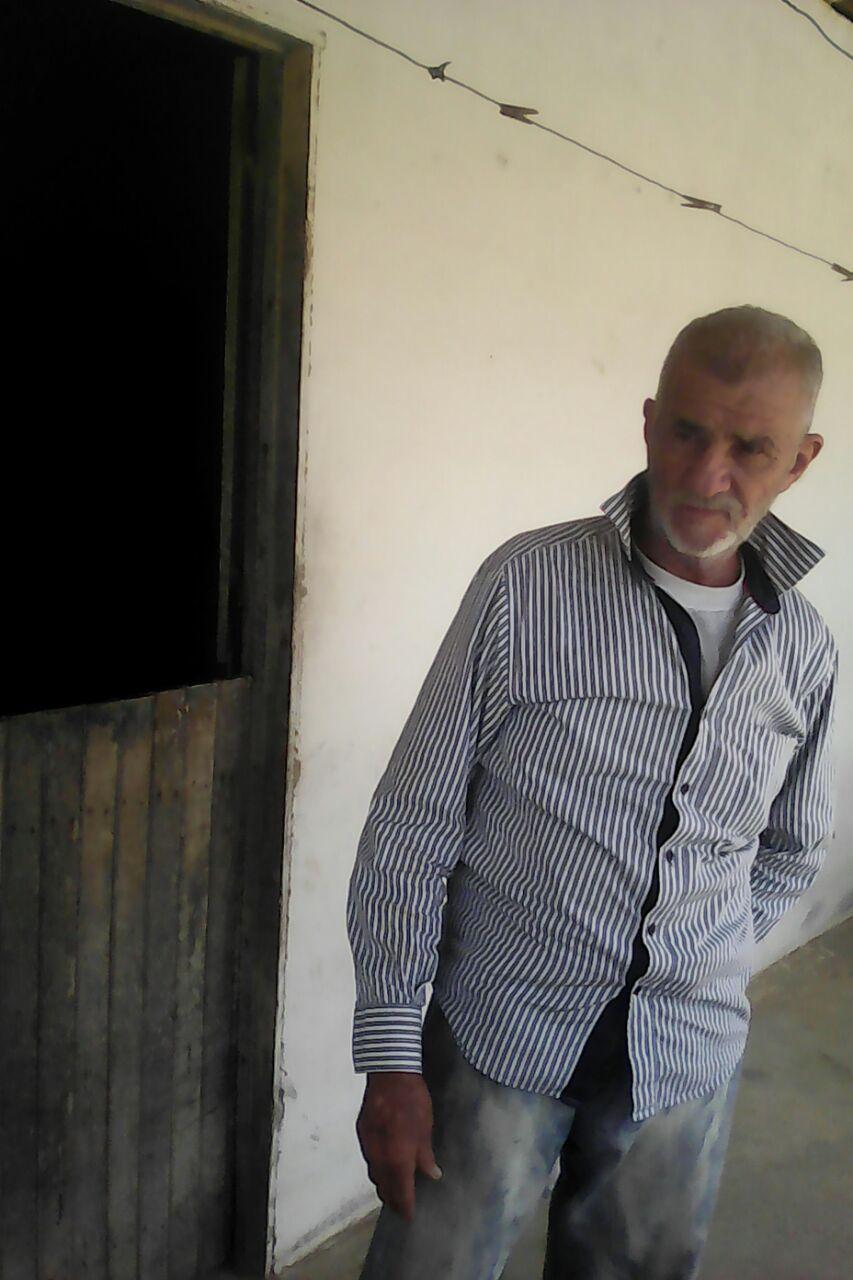 Conhece este Senhor? Ele está em Maranguape-CE