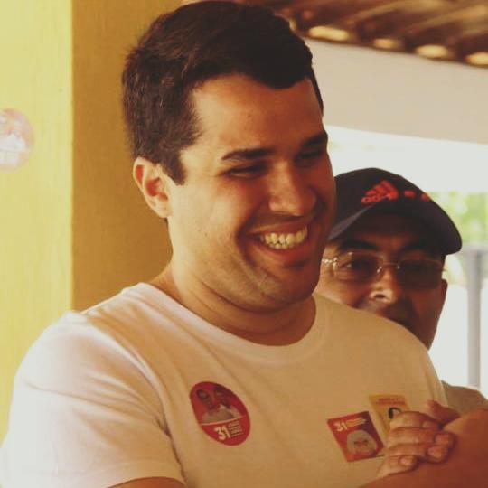 João Paulo Xerez. Reprodução facebook