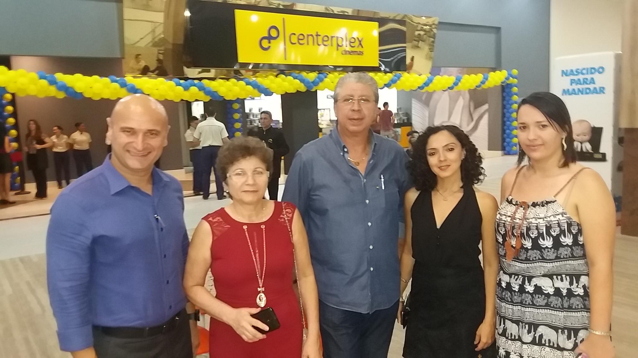 Coquetel de inauguração do Centerplex Cinemas em Maranguape-CE. Foto Dadynha Saturnino (18)