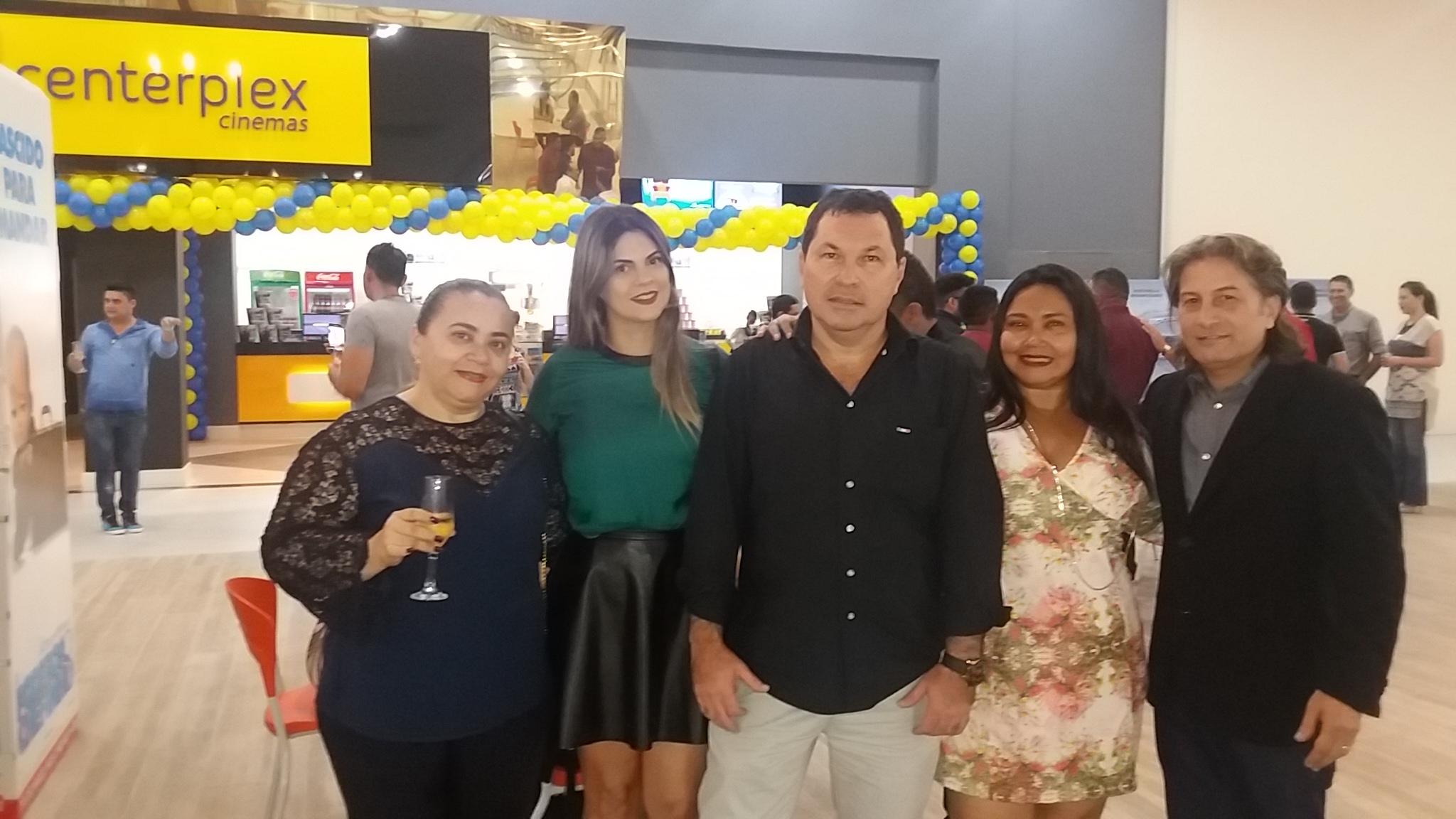 Coquetel de inauguração do Centerplex Cinemas em Maranguape-CE. Foto Dadynha Saturnino (20)