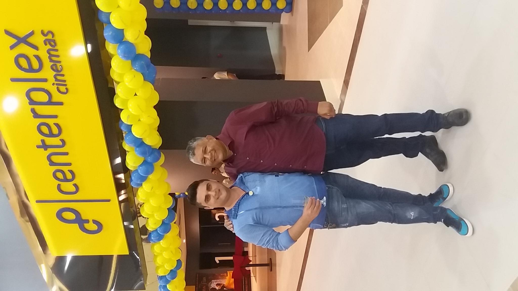 Coquetel de inauguração do Centerplex Cinemas em Maranguape-CE. Foto Dadynha Saturnino (22)