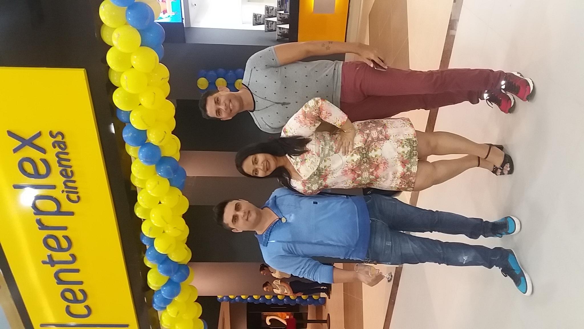 Coquetel de inauguração do Centerplex Cinemas em Maranguape-CE. Foto Dadynha Saturnino (27)