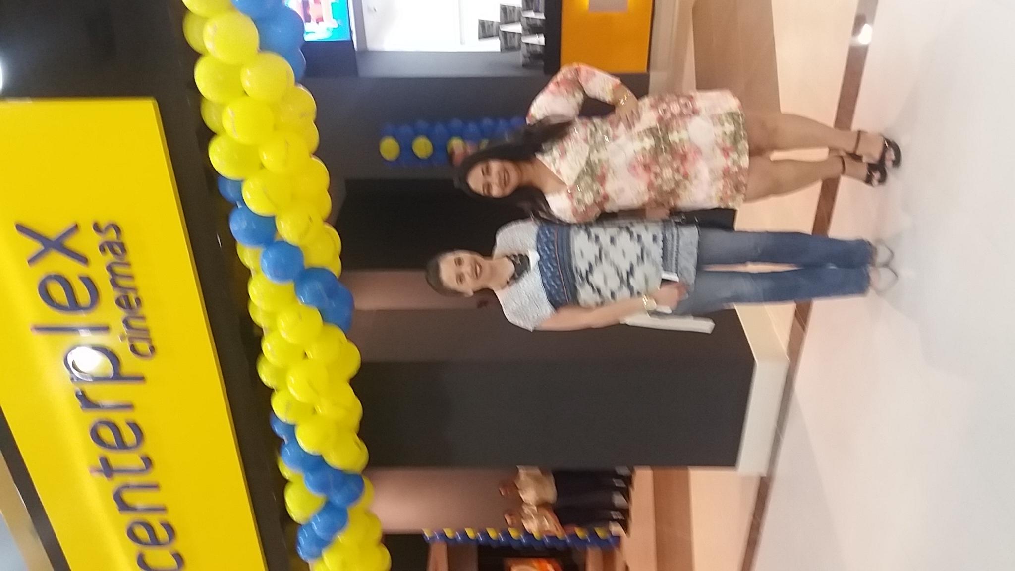 Coquetel de inauguração do Centerplex Cinemas em Maranguape-CE. Foto Dadynha Saturnino (28)