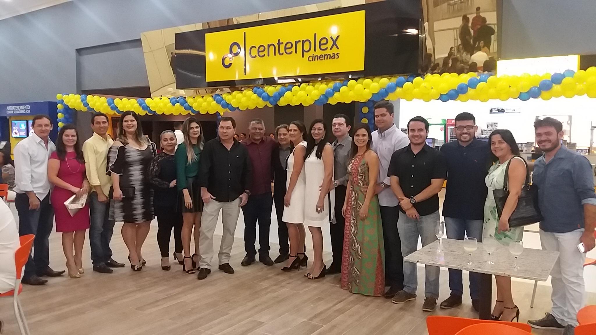 Coquetel de inauguração do Centerplex Cinemas em Maranguape-CE. Foto Dadynha Saturnino (36)