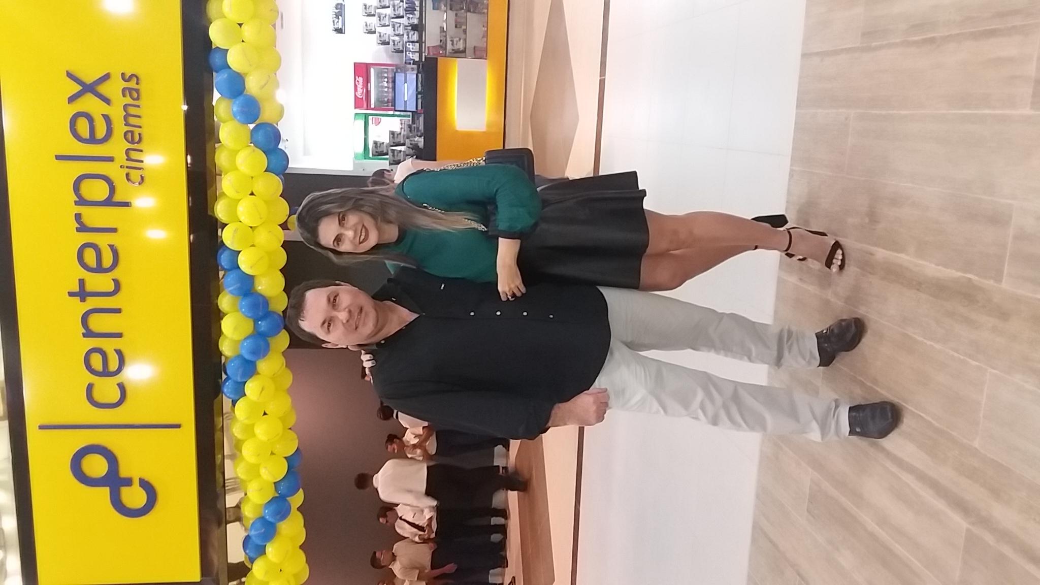 Coquetel de inauguração do Centerplex Cinemas em Maranguape-CE. Foto Dadynha Saturnino (39)