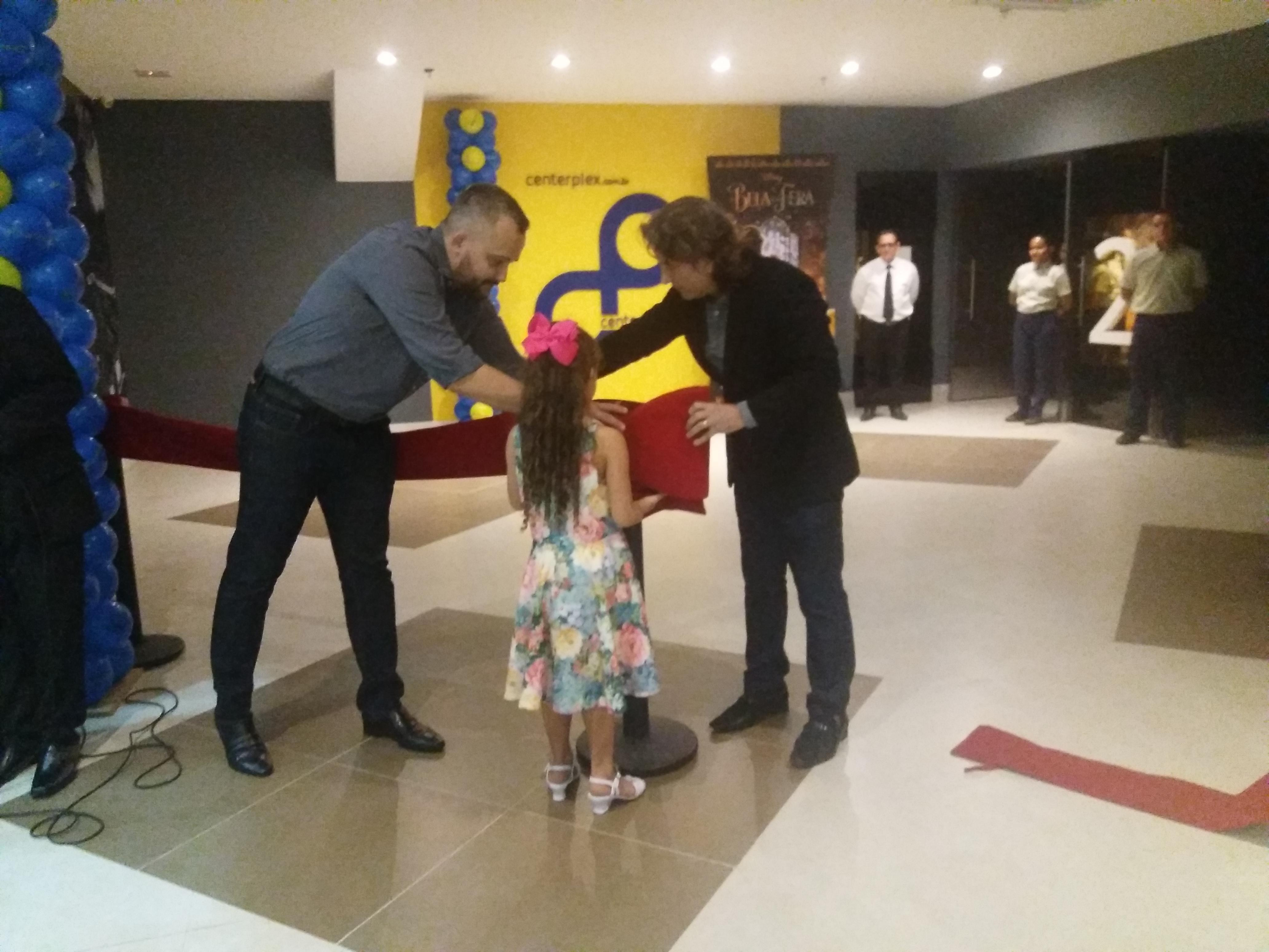 Coquetel de inauguração do Centerplex Cinemas em Maranguape-CE. Foto Dadynha Saturnino (53)