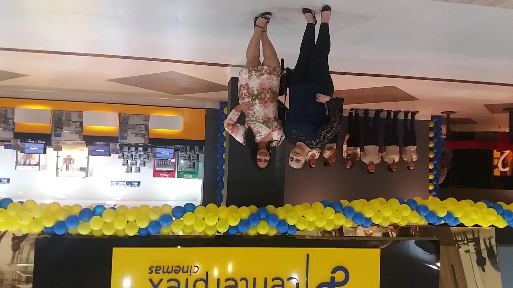 Coquetel de inauguração do Centerplex Cinemas em Maranguape-CE. Foto Dadynha Saturnino (6)