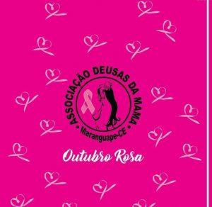 3312329799 Deusas da Mama de Maranguape divulgam programação do Outubro Rosa