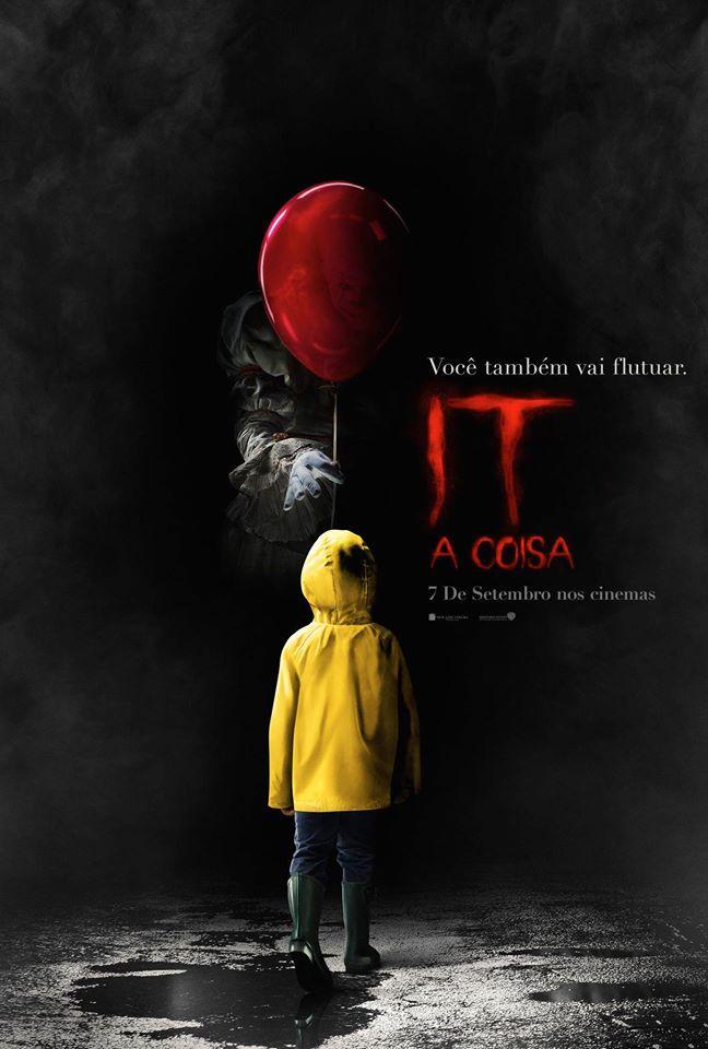 """""""It - A Coisa"""" (It, 2017) funciona muito bem ao misturar o horror psicológico com uma forte carga de nostalgia."""