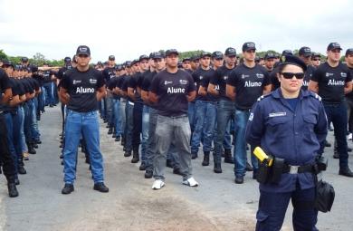 A Guarda Municipal de Fortaleza está se adequando a Lei 13022 que prevê, dentre outras ações, a atuação no trânsito (FOTO: Divulgação)