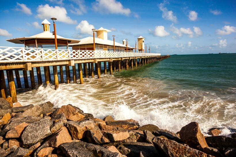 Ceará é rota de turismo no Brasil (FOTO: Embratur)
