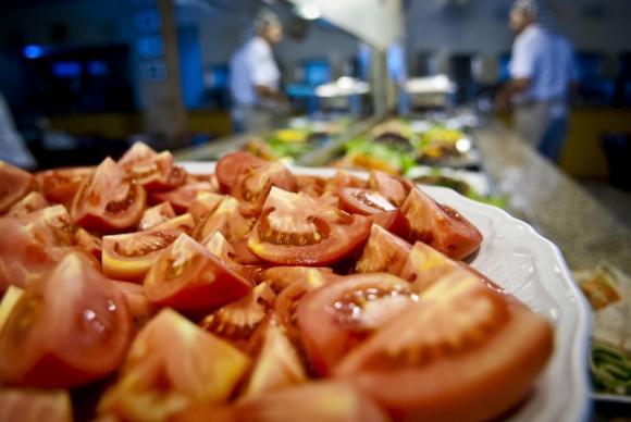 Almoçar fora de casa está mais caro (FOTO: EBC Fotos)