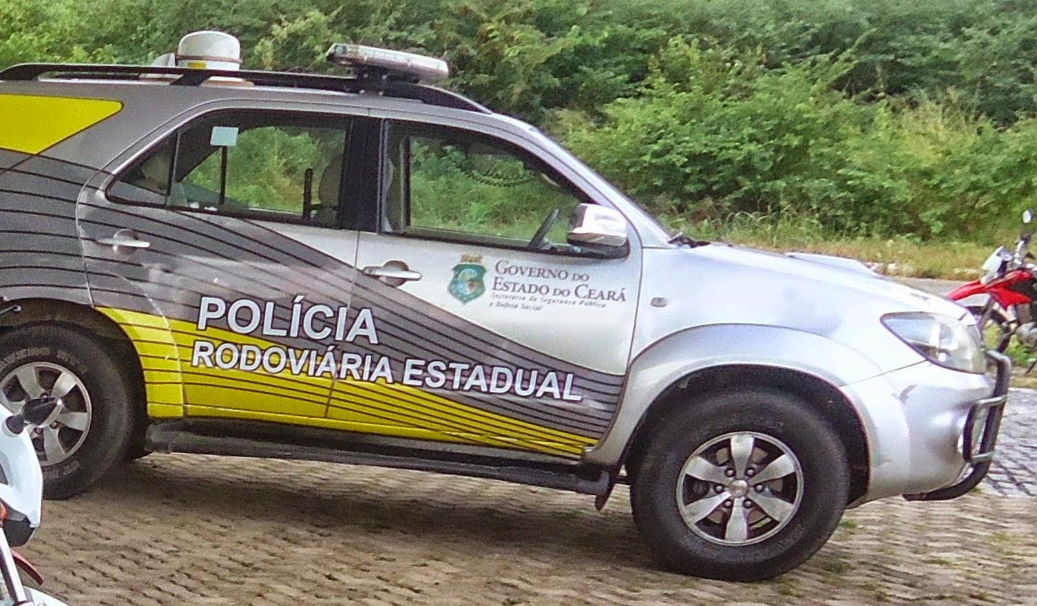 Resultado de imagem para policia rodoviaria estadual do ceara
