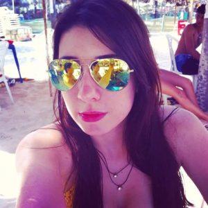 Yrna Castro foi encontrada morta no porta-malas do carro do namorado, Gregório Donizeti. (FOTO: Divulgação)
