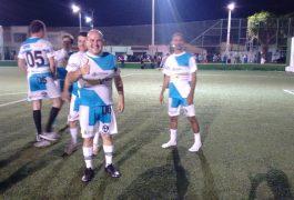 Roberto Cláudio mostrou que gosta de futebol (FOTO: Hayanne Narlla/ Tribuna do Ceará)