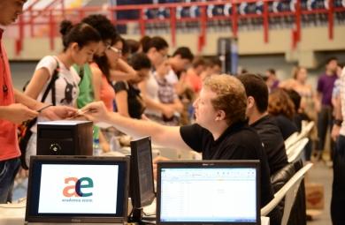 Nos dias do simulado, o estudante deverá apresentar a carteirinha do Academia Enem e um documento de identidade com foto (FOTO: Divulgação)