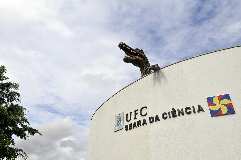 O Seara fica vizinho ao Campus do Pici (FOTO: Divulgação)