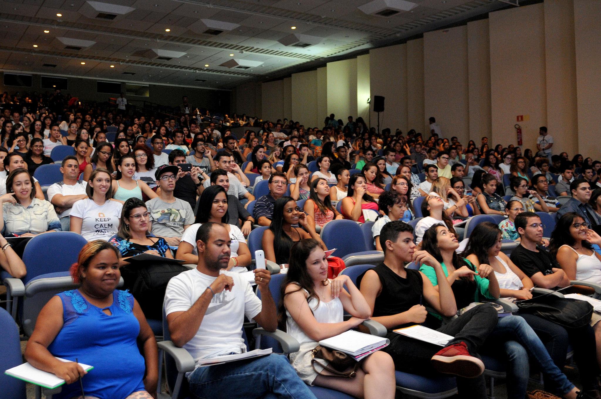 As inscrições são gratuitas e podem ser realizadas pelo site. (FOTO: Flickr/ Creative Commons/ Agência Brasília)