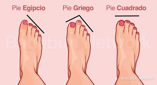Saiba o que seus pés dizem sobre você(FOTO: Reprodução TV Jangadeiro)