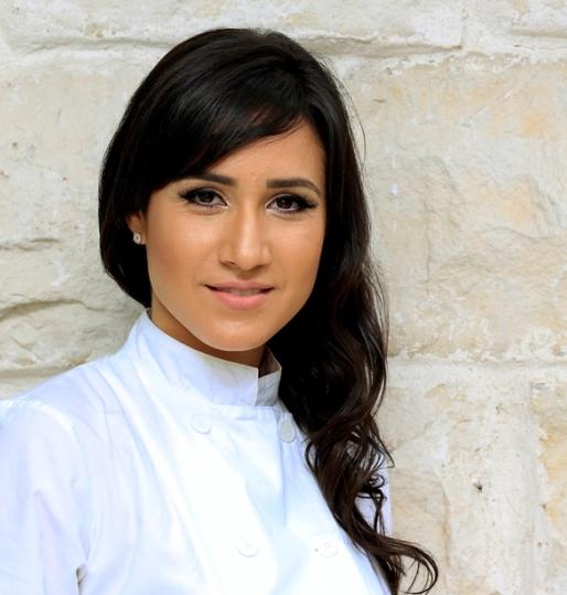 Chef Lia Quinderé, da Sucré Patisserie (FOTO: Divulgação)