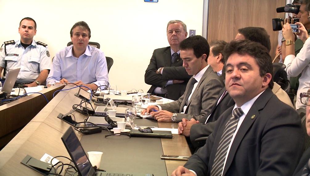 Segundo os dados apresentados, Fortaleza apresentou maior redução com 38,2%. (FOTO: Reprodução/TV Jangadeiro)