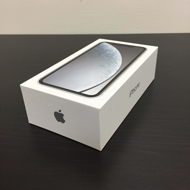 iPhone XR 白 128G