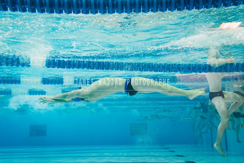 Natation Carabins - Coupe universitaire 3