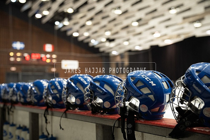 Hockey Carabins - match d'ouverture 19 oct