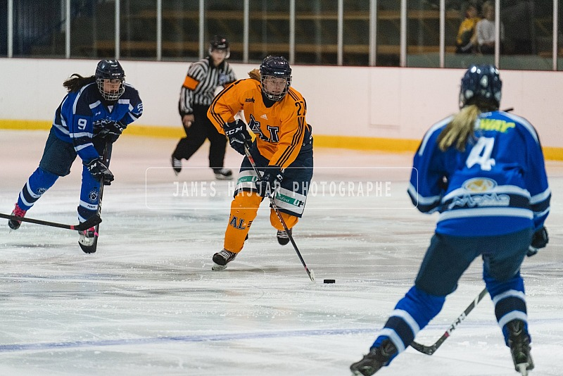 Hockey féminin AL - Match 13 oct