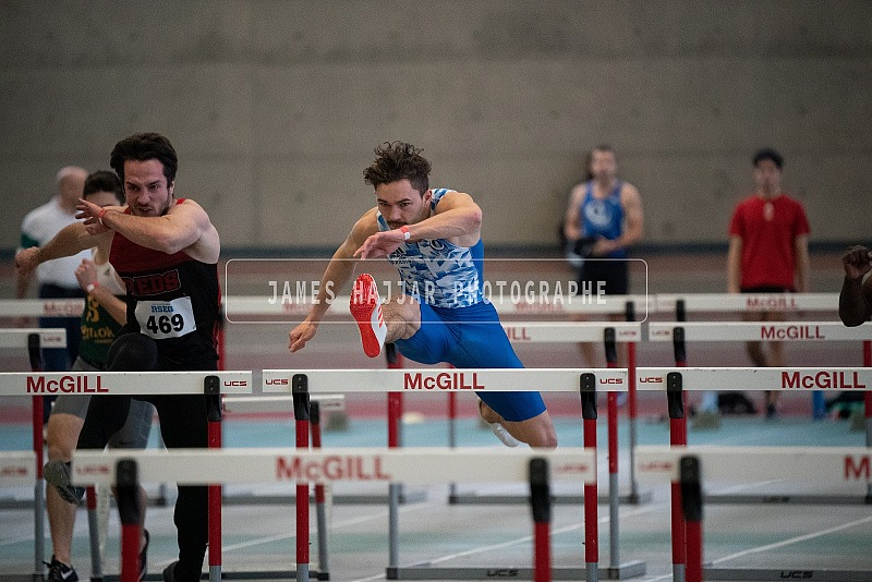Athlétisme Carabins - McGill team challenge 2020
