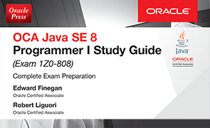 1Z0-808 - Oracle Certified Associate Java SE 8 Programmer I by Enthuware Testprep  lesson live-lab