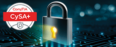 CySA-plus - CompTIA Cybersecurity Analyst (CySA+) Course & Labs Testprep  lesson lab