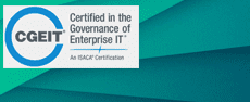- ISACA CGEIT Certification