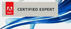 - Adobe Certified Expert on Photoshop Certification