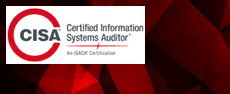 - ISACA CISA Certification