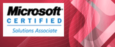 - MCSA: Microsoft Certified Solutions Associate Certification