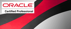- OCP: Oracle PL/SQL Certified Professional