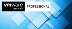 - VMware Certified Professional