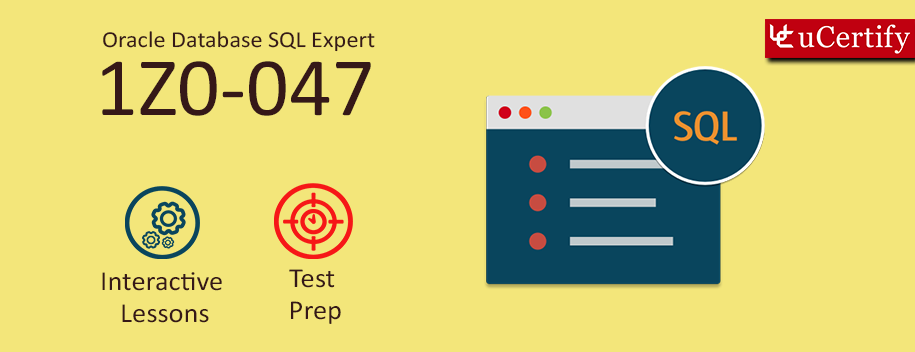 1Z0-047 : Oracle Database SQL Expert
