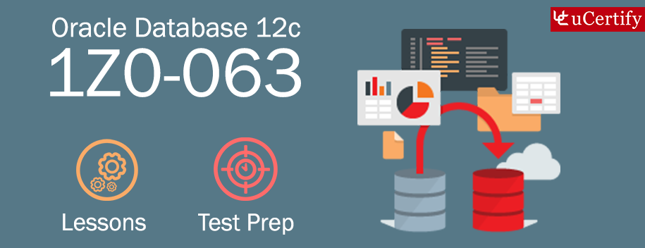 1Z0-063 : Oracle Database 12c Administrator Certified Professional