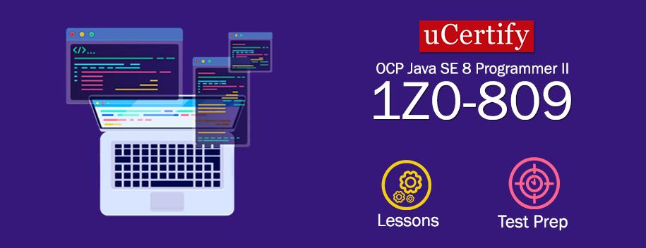 OCP Java SE 8 Programmer II