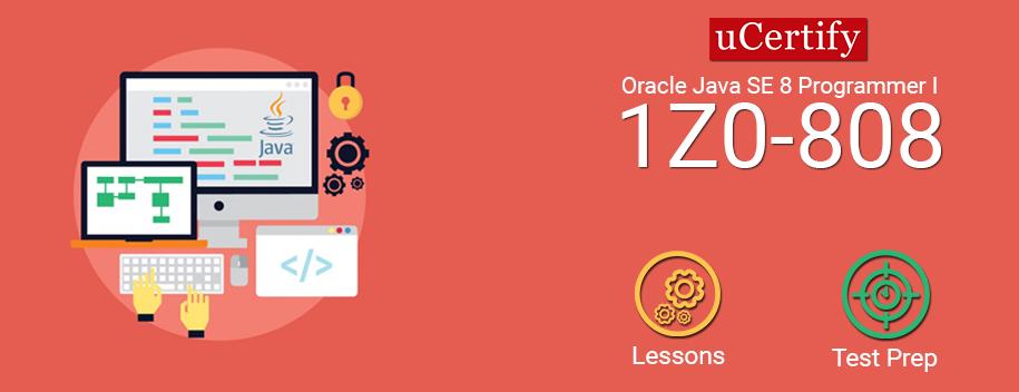 Oracle Certified Associate Java SE 8 Programmer I by Enthuware