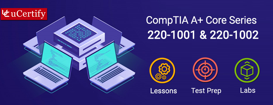 220-1001-220-1002 : Comprehensive Computer Technician (CompTIA A+ 1001/1002)