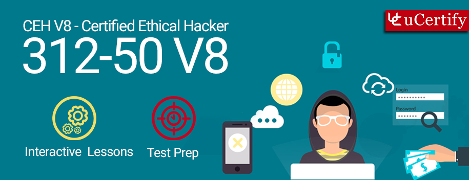 312-50-v8 : CEH v8 - Certified Ethical Hacker