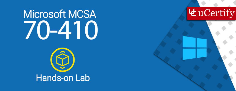 70-410-lab : Installing and Configuring Windows Server 2012 LAB