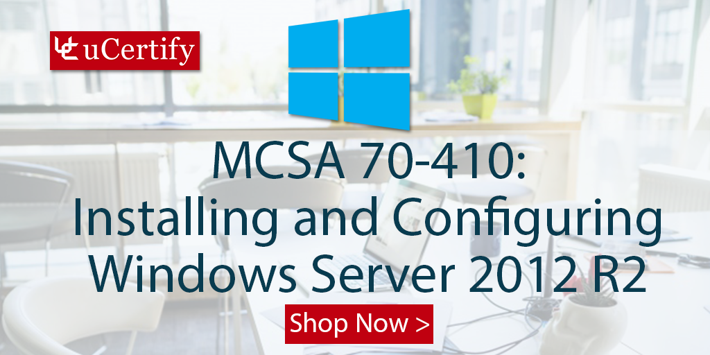 Microsoft MCSA 70-410 Study Guide: Add To Your Cart