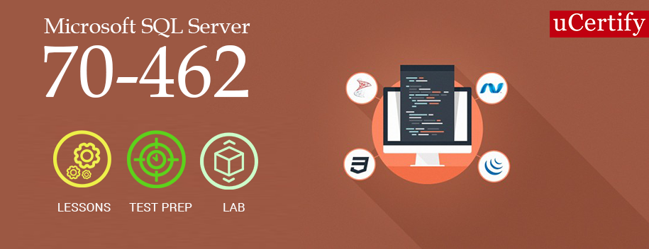 70-462-v2 : Administering Microsoft SQL Server 2012/2014 Databases (Course & Lab)