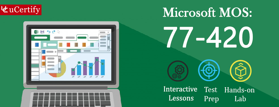 77-420-complete : Microsoft Excel 2013 (MOS)