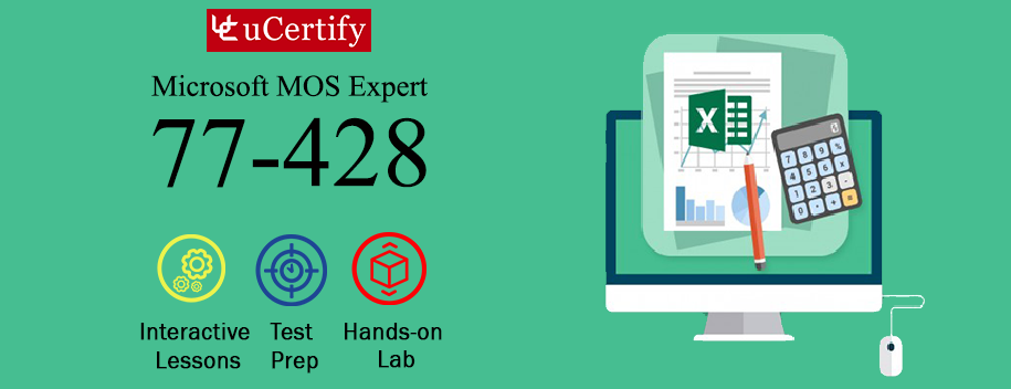 77-428-complete : MOS: Microsoft Excel 2013 Expert Part 2 (Course & Lab)